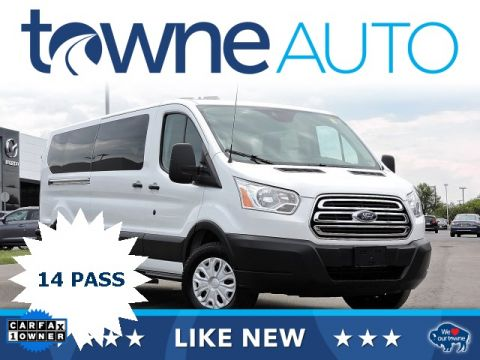 Pre-Owned 2019 Ford Transit-350 XL RWD Passenger Van