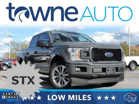 Pre-Owned 2018 Ford F-150 XL RWD 4D SuperCrew