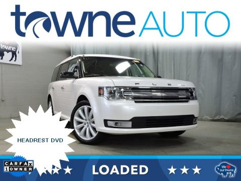 Pre-Owned 2017 Ford Flex SEL AWD 4D Sport Utility