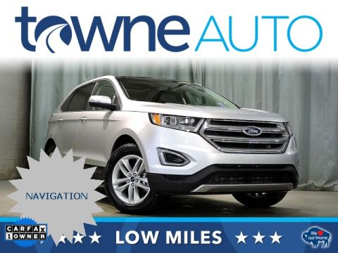 Pre-Owned 2016 Ford Edge SEL AWD 4D Sport Utility