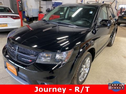 Certified Pre-Owned 2016 Dodge Journey R/T AWD 4D Sport Utility