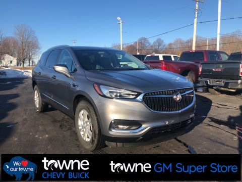 Pre-Owned 2018 Buick Enclave Essence FWD 4D Sport Utility