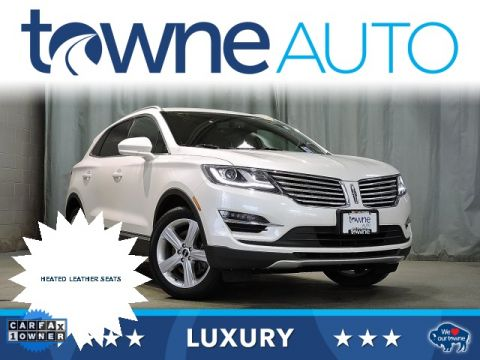 Pre-Owned 2017 Lincoln MKC Premiere AWD 4D Sport Utility