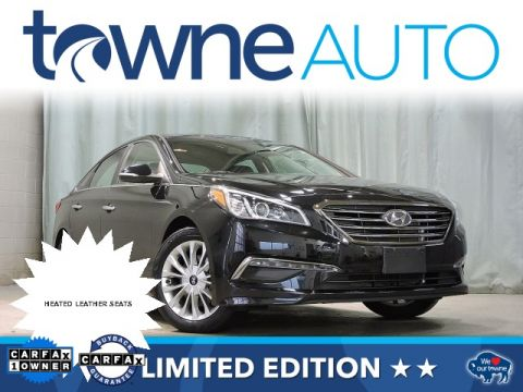 Pre-Owned 2015 Hyundai Sonata Limited FWD 4D Sedan