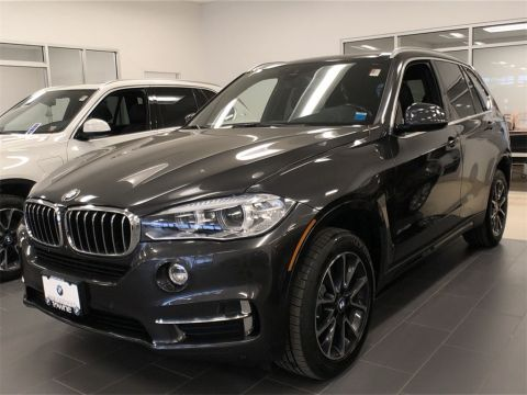 Pre-Owned 2017 BMW X5 xDrive35i AWD 4D Sport Utility