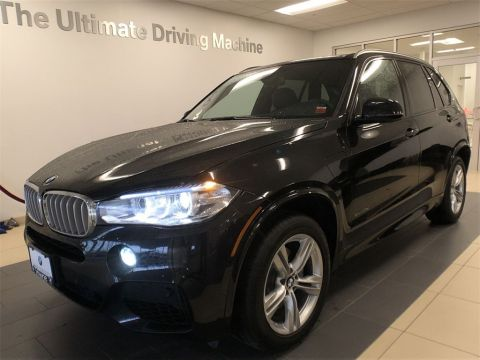 Pre-Owned 2017 BMW X5 xDrive40e AWD 4D Sport Utility