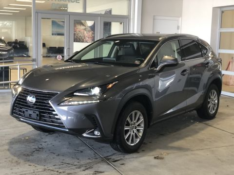 Pre-Owned 2019 Lexus NX 300 Base AWD 4D Sport Utility