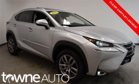 Pre-Owned 2015 Lexus NX 200t AWD 4D Sport Utility
