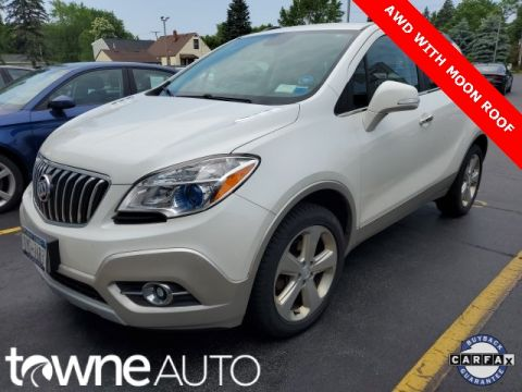 Pre-Owned 2015 Buick Encore Convenience AWD 4D Sport Utility