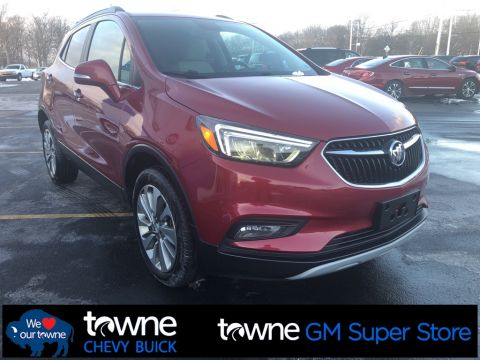 2017 Buick Encore Essence