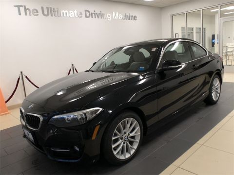 Pre-Owned 2016 BMW 2 Series 228i AWD 2D Coupe
