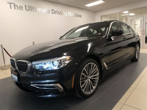 Pre-Owned 2019 BMW 5 Series 530e xDrive iPerformance AWD 4D Sedan