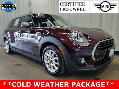 Pre-Owned 2017 MINI Cooper Clubman FWD 4D Wagon